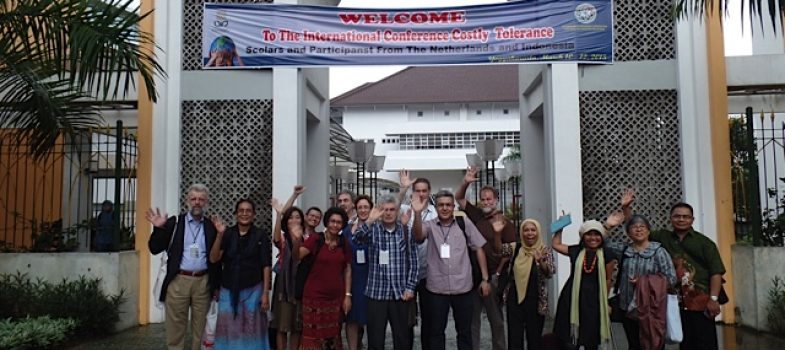 Netherlands‐Indonesian Costly Tolerance Conference