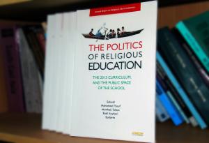 book politics of religious education