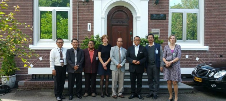 Ambassador supports Interreligious Dialogue