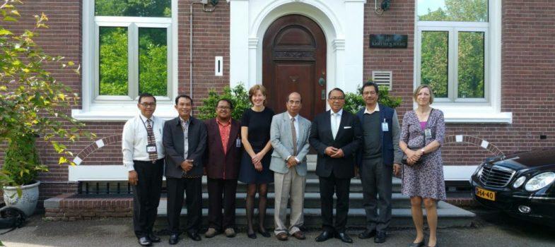 Ambassador supports Interreligious Dialogue