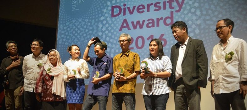 Four journalists win 2016 Diversity Awards