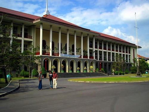 Campus UGM, Yogyakarta