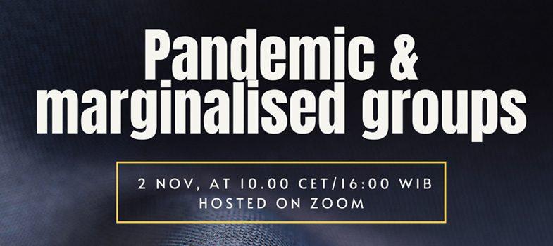 Pandemic & Marginalised groups