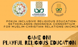 GAME ON! Playful Religious Education